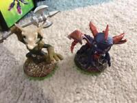 Magic type Skylanders