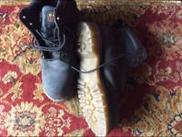 Doc Marten Steel Capped Work Boots