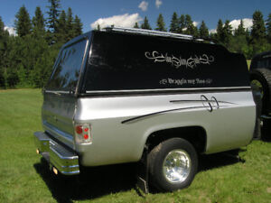 One Of A Kind Customized 80's Style Modified Trailer / Camper