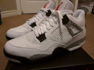 Jordan Cement 4s. Deadstock. Never worn!