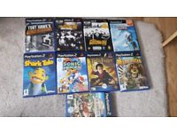 9 ps2 games