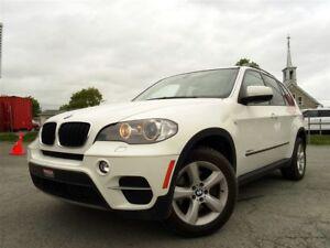 2011 BMW X5 xDrive35i + TOIT PANO + AUCUN ACCIDENT + BAS KILO!