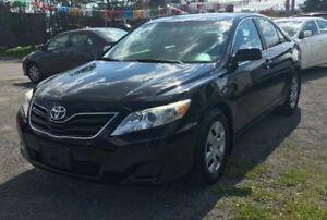 2010 Toyota Camry LE - Leather, Low Mileage, Certified