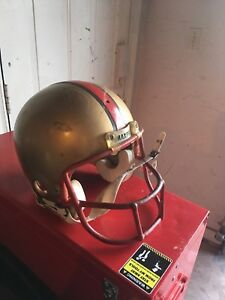 NFL Authentic Russell Helmet