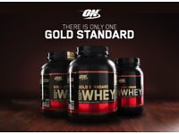 Optimum Nutrition Gold Standard 100% Whey Protein Powder - 2.27 kg, Choc, Choc mint, Strawberry
