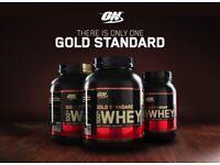 Optimum Nutrition Gold Standard 100% Whey Protein Powder - 2.27 kg, Choc, Choc mint, Strawberry