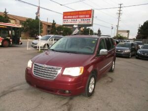 2009 Chrysler Town & Country TOURING FULLY LOADED!!!!  backup ca