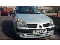 Renault Clio Expression 12v 1.2 2001 Excellent First Car - SENSIBLE OFFERS