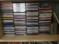 Large CD Collection (Over 120 Different Titles)