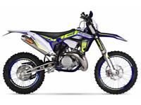 SHERCO SE-R 300 2017 FACTORY EDITION ENDURO - 0% FINANCE AVAILABLE - BRAND NEW