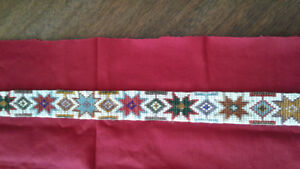 Cree Belt and Headband