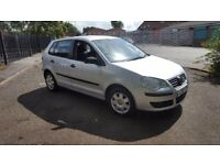 Vw polo 1.2 petrol 2005 very good condition 86620mls