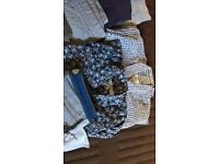 youth/ small mens clothing bundle.