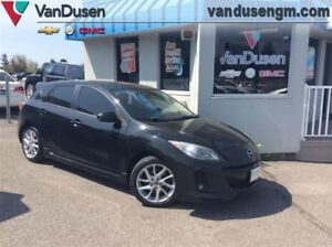 2013 Mazda Mazda3 GT  - sunroof -  leather seats -  heated seats