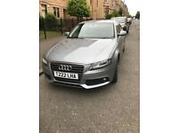 Audi A4 With Full Audi service history. Only 1 previous owner