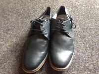 Red-Herring Semi Casual Men Navy Shoes Size UK 9