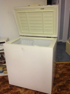 9 cubic ft Chest Freezer