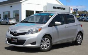 2012 Toyota Yaris LE! REDUCED!! ONLY $45/WK TAX INC. $0 DOWN!
