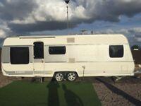 Fendt Mayfair 23 foot 5 berth caravan