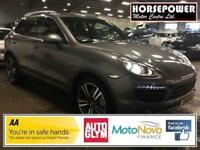 2011 Porsche Cayenne 3.0 V6 S Tiptronic S AWD 5dr PETROL/ELECTRIC grey Automatic