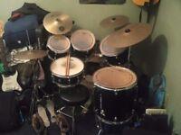 My beloved drum kit