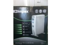 Dimplex ofrc20tic eco column oil-free portable heater