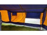 Tent - Sunncamp Grange Frame Tent 6 berth