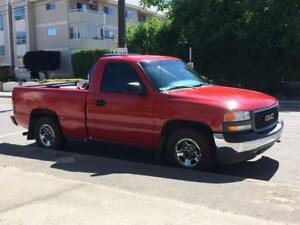 2001 GMC Sierra 1500 SL shortbox