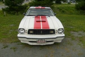 for sale 78 mustang 11 cobra
