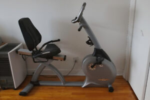 vélo stationnaire Vision Fitness programmable