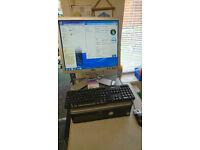 DELL OPTIPLEX 780 DUAL CORE WINDOWS 7 DESKTOP COMPUTER