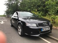 Audi A4 / New cam belt kit / Lots of upgrades / just serviced
