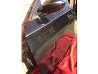 BMW 1 series E87 front N/S door sapphire black