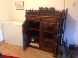 Old Organ turned cabinet
