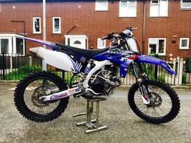 2013 YZF 250 *EXCELLENT BIKE* MANY TRICK BITS* EXCEL RIMS* DEP PIPE* NOT KTM CRF KXF
