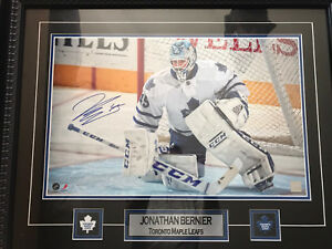 Toronto Maple Leafs Signed Bernier picture