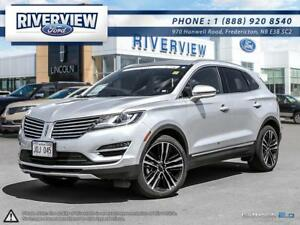 2017 Lincoln MKC Reserve0.9% Financing!!! Free 6 year/160,000km