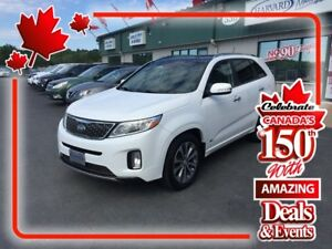 2015 Kia Sorento SX LEATHER/NAVI/MOON ROOF