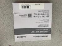250GBSamsung 750 Evo SSD brand New