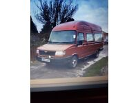03 plate ldv camper van only 43k vgc long mot good runner