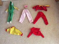 Barbie work-out clothes set