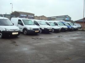 MANY LOW MILEAGE NO VAT DIESELS IN STOCK PRICED from £1450 to £5000 SM COMMERCIALS OF SHEFFIELD
