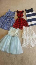 Girls dress bundle, size 7