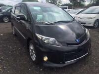 "TOYOTA PREVIA HYBRID ESTIMA NEW SHAPE 2015/ 7 SEATERS ""6 HYBRID ESTIMA CARS IN STOCK"" (BIMTA)"