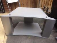 Grey TV stand for sale