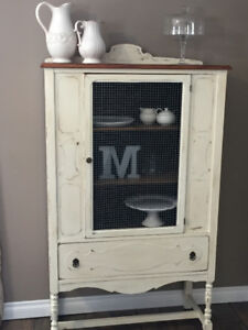 Rustic Farmhouse Hutch