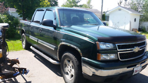 2006 chev 4x4 for sale