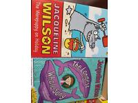 Children story books. Jacqueline Wilson