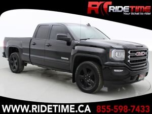2016 GMC Sierra 1500 Elevation 4WD - Double Cab, 5.3L V8