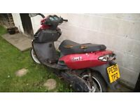 50cc scooter for parts